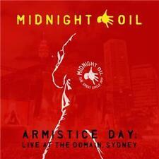 MIDNIGHT OIL - Armistice Day: Live At The Domain Sydney 2CD *NEW* 2018