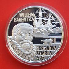 Netherlands-Niederlande: 20 Euro 1996 Silber Proof Coin, #F1853