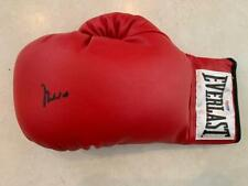 Muhammad Ali Signed Leather Boxing Glove in Black PSA ITP 5A42534