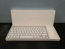Apple A1314 Aluminum Wireless Bluetooth Keyboard (No Mouse)