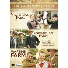 The Farm Collection Victorian + Wartime + Edwardian New 9xDVD Region 4