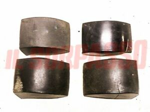 Terminals Front Bumper+Rear Fiat 125 Special Original Used