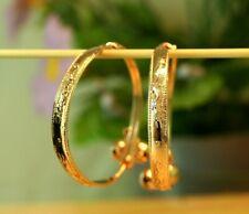 Rose Gold Dragon Baby Girl Bangle Anklets Bracelets Set Of 2 ~ 22K Thai Baht Dp