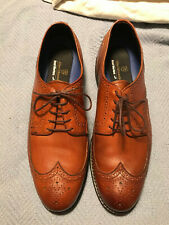 NEW! Allen Edmonds LGA Road Warrior Shoes Factory 2nds, Size 13 E 13E Walnut USA