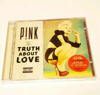 BRAND NEW The Truth About Love by P!nk (CD, Sep-2012, RCA)