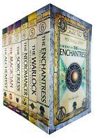 Secrets Immortal Nicholas Flamel 6 Books Young Adult Collection By Michael Scott