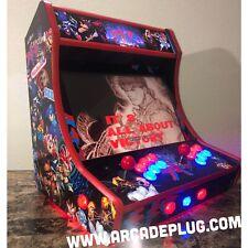 The Ultimate Multicade Tabletop Bartop Arcade Cabinet 12,000+  games Raspberrypi