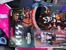 Bif Bang Pow! Kiss Unmasked The Demon Series 2 Action Figure Kid Toy Gift