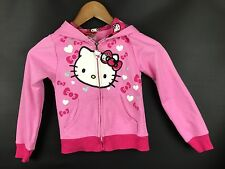 Hello Kitty by Sanrio Little Girl's  Zip-Up Hoodie - Sizes 6X