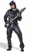 Heavy Metal Rocker Adult Costume LG 40-42