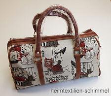 Handtasche Damentasche Reisetasche Einkaufstasche Tragetasche Cityshop GOBELIN