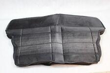 NEW GENUINE GM REAR BUCKET SPLIT SEAT BACK COVER 93-94 BLAZER S10 GRAY 15701020