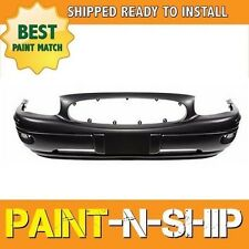 NEW Fits: 2000 2001 2002 2003 2004 2005 Buick LeSabre Front Bumper Painted