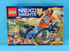Lego Nexo Knights 70319 Macy's Thunder Mace 202pcs New Sealed 2016