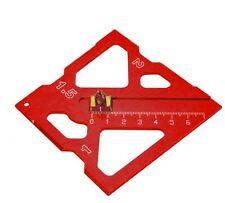 Ansmann CNC 6061 ALU Camber Calibre Set Herramientas # 4850-0053