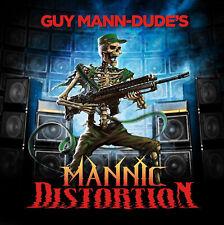 GUY MANN-DUDE – Mannic Distortion (LIM.500*US THRASH METAL '91*TESTAMENT*HEXX)