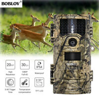 CT006 20MP Hunting Camera 1080p 30fps Digital Scouting IR Infrared No Spy Hidden