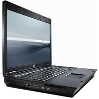 HP Compaq 6910p Laptop/Notebook 2.10GHz Core 2 Duo 4GB DDR2 240 HDD DVD/RW
