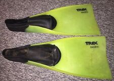 Trex Pacific Diving Fins / Flippers - Size 6-7 41-42
