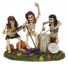 Department 56 Halloween Village Bone Jovi Rock Band Accessory Figurine 4057618