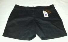 NEW The Limited Women's Tailored Black Shorts Size 14 $50 Retail