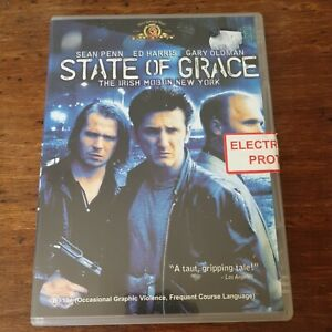 State of Grace DVD R4 Like New! FREE POST