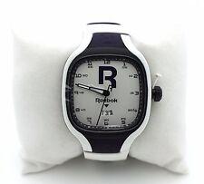 Reebok Blade Blue White Silicone Strap Analog Watch RC-BL1-U3-PNIW-WN