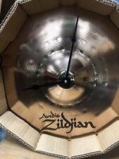 Zildjian Cymbal Clock 13� Brand New In Box!