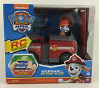 Paw Patrol Marshall RC Fire Truck Toy Kids Remote Control Spin Master Vehicle