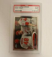 2012 Topps Chrome 144 Mike Trout PSA 9