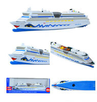 New 1/1400 SIKU 1720 Aida luna Cruiser Cruiseliner Diecast Ship Model Toys Gifts