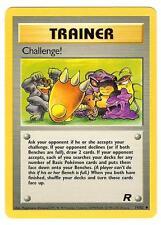 Pokemon Team Rocket Challenge! Uncommon Trainer 74/82 - NearMint