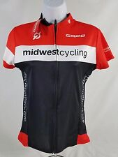 Capo Trek Store Club Women's Cycling Jersey SIZE Large 1a