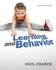 Learning and Behavior by Paul Chance (Paperback / softback, 2012)