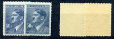 Böhmen & Mähren Nr.110 **50 K Höchstwert  in 2 versch.Farben LP  (B-222)