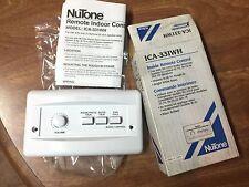 Nutone Intercom IC-331WH / ICA-331WH Indoor Remote Control IM3303 IMA3303 White