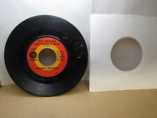 Old 45 RPM Record - Capitol 2693 - Wanda Jackson - Two Wrongs Don't Make a Right