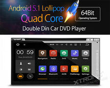 AUTORADIO 2 DIN GPS ANDROID 5.1 QUAD-CORE WI-FI 3G USB DVD XTRONS TD696AS OBD2