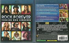 BLU RAY- ROCK FOREVER avec TOM CRUISE, CATHERINE ZETA JONES /COMME NEUF LIKE NEW