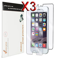 Apple iPhone 6 4.7'' Full Body High Definition Clear Screen Protector, 3 Lots