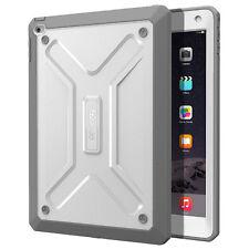 Poetic Revolution【Heavy Duty / Shockproof Hybrid】Hard Case For iPad Air 2 White