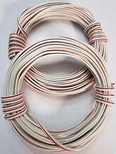 TWO Garage Door Opener LIFTMASTER, CRAFTSMAN, CHAMBERLAIN Sensor Bell Wire, NEW