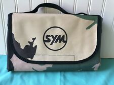 Sym Scooter Multipurpose Water Resistant Picnic Or Work Fold Out Mat