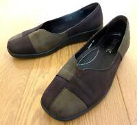 Hotter Comfort Concept RITZ Ladies Slip on Leather Shoes Size UK 5.5 EU 38.5