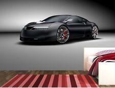 Fototapete Sportwagen super-auto Wandbild 254x183cm große Wandkunst