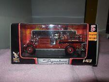 signature series baltimore 1925 firetruck