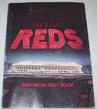 1980 Cincinnati Reds Media Fact Book