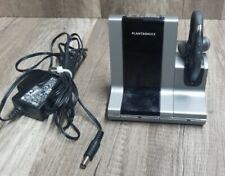 Plantronics Office Wireless Headset WO1 Black/Gray Ear-Hook Headsets
