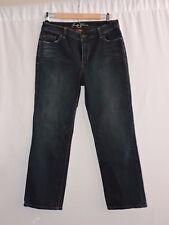 Indigo Palms Tommy Bahama Denim Company Jeans 28 Waist 8R Fall Casual Dark Pants