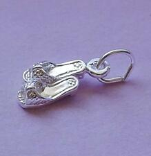 Slippers Charm STERLING SILVER